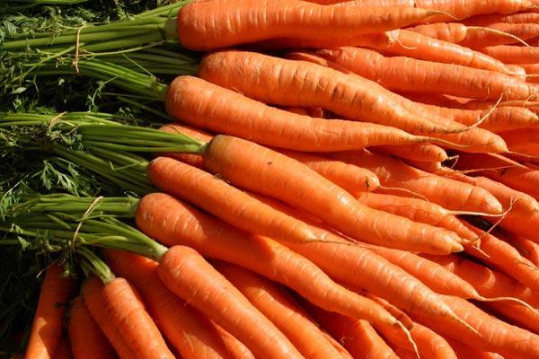 моркови полезни