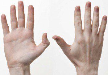 Изтръпването на пръсти на ръката може да е по различни причини