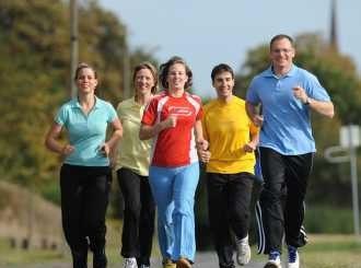 20 минути разходка на ден за дълъг живот
