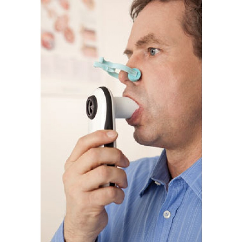 спирометрия мерене на дишането
