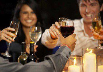 Алкохолът помага на имунитета, но само в умерени количества