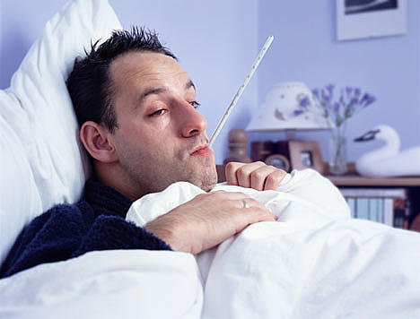 грип настинка лечение