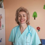 д-р Валентина Гергинова