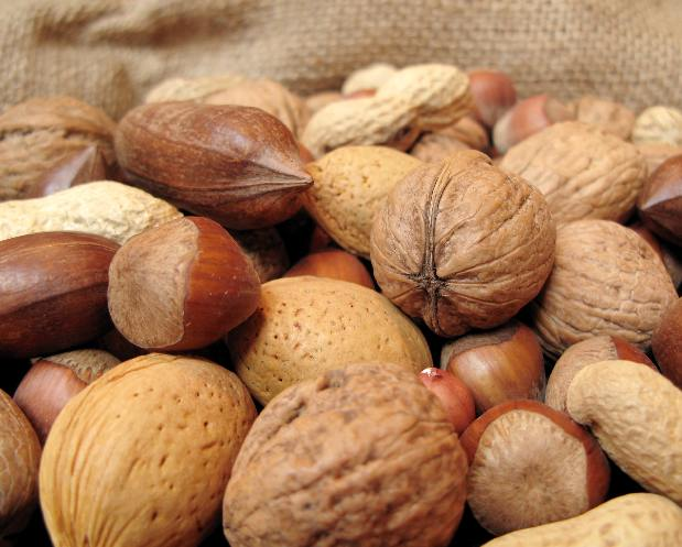 ядки срещу висок холестерол