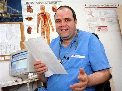 д-р Асен Драмов ангиолог