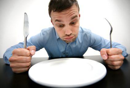 постене гладуване
