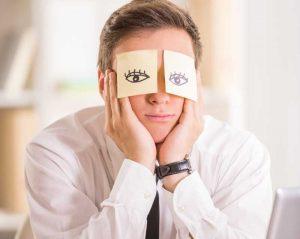 стрес безсъние трудно заспиване