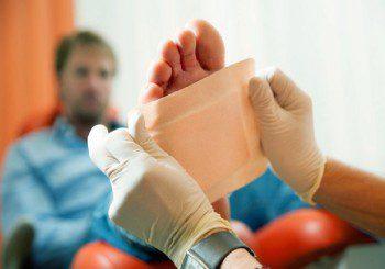 Диабетното стъпало - профилактика и грижи
