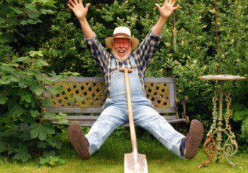 Градинари и цветари водят в списъка на най-щастливите професии