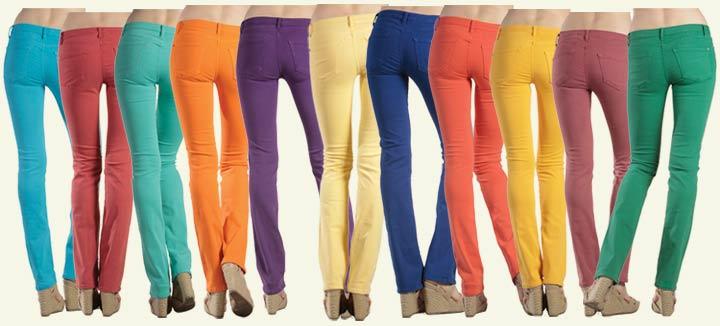 тесни джинси