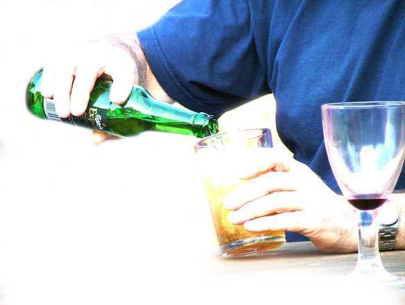 алкохолик алкохолизъм
