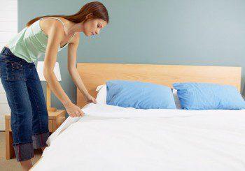 Навикът да оправяме леглото веднага е вреден за здравето