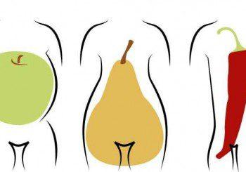 Круша или ябълка? Типовете фигура всъщност са 17!