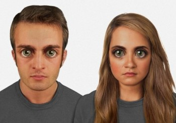 Ето как ще изглеждат хората след 1000 г.