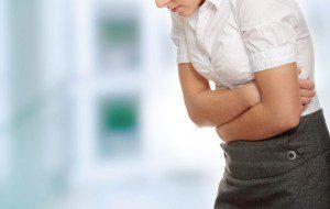 сутрешна скованост болки в стомаха