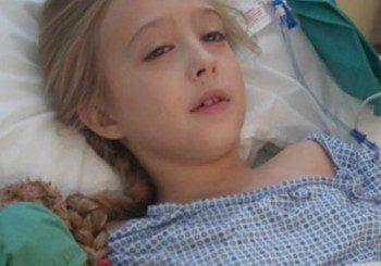 Осемгодишна е най-младата пациентка с рак на гърдата!
