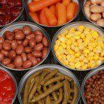консерви зеленчуци