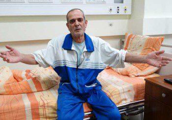 Мъж с рак на пикочния мехур оцеля след смела операция