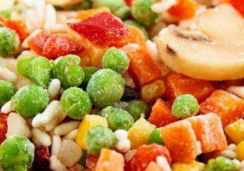 Диета при висок холестерол - боб, зеленчуци и ядки