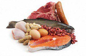 месо яйца риба диета