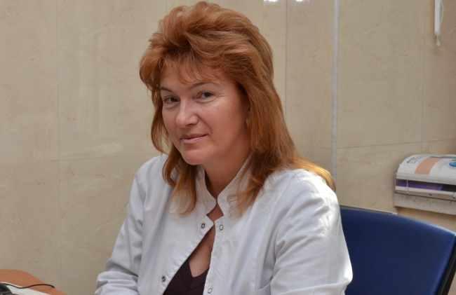 д-р Юлия Григорова