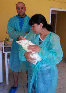 бебе МБАЛ Бургас