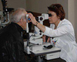глаукома катаракта