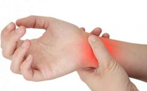 артрит на китката