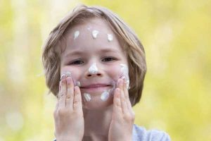 дете крем за лице