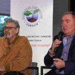 Стефан Данаилов и проф. Георги Михайлов