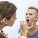 гърло сливици хрема запушен нос