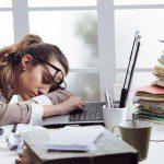 стрес на работата