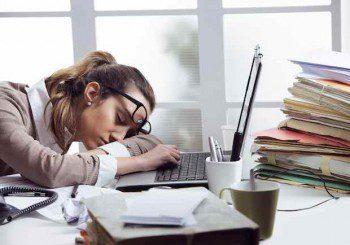 Хроничната умора може да е от щитовидната жлеза