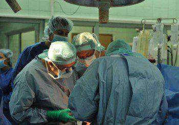 55-годишен с крайна форма на цироза спасен с трасплантация