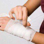 антисептик бактерии рана