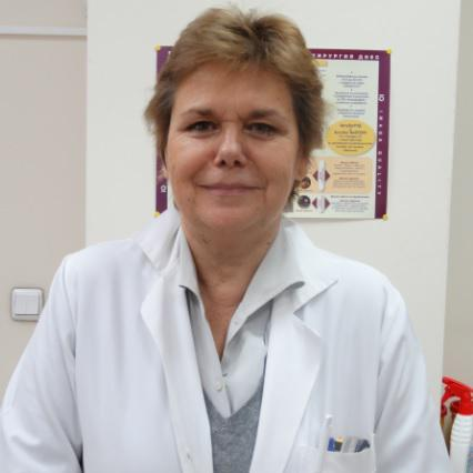 д-р Чарита Ранкова
