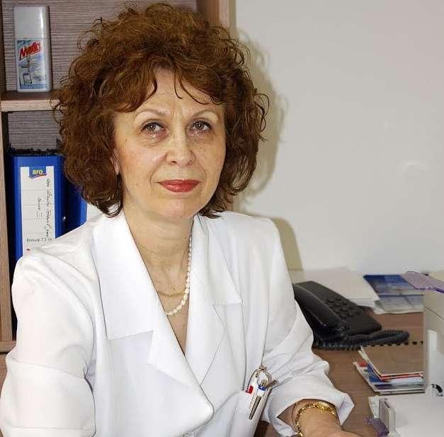 проф. д-р Фани Мартинова