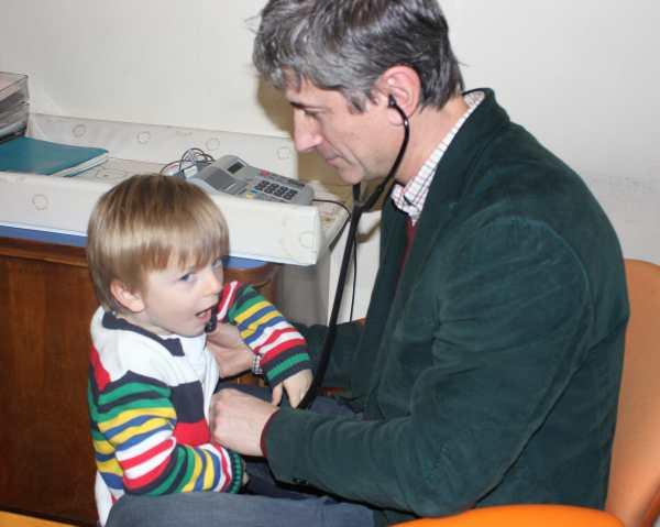 д-р Тихомир Мустаков алерголог