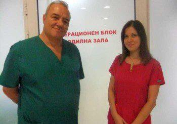 Отстраниха безкръвно матка с миоми като при бременност в пети месец