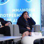 проф. Георги Момеков и проф. Диана Попова