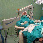 УМБАЛ Бургас операция на перде