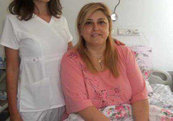 АГ лекари в София извадиха матка, 30 пъти по-голяма от нормалната