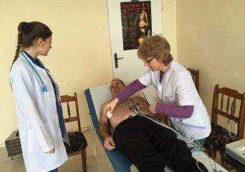 Безплатни прегледи за хора в селата на община Родопи