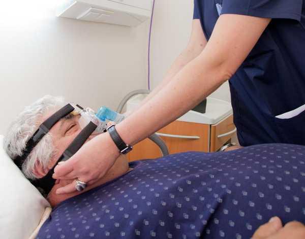 апарат за сънна апнея нарушения на съня