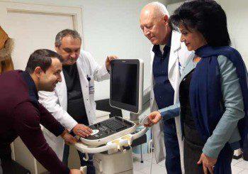 Нов 4D ехограф за фетална морфология в УМБАЛ Бургас
