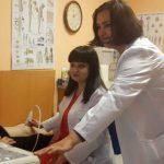 д-р Мария Недкова и д-р Румяна Христова (отляво надясно)