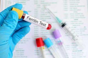 изследване феритин желязо анемия