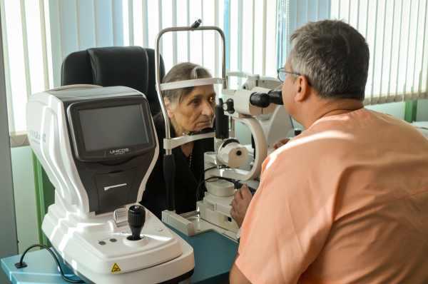 преглед глаукома