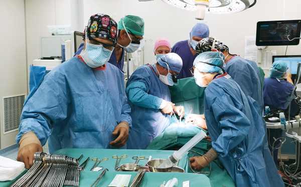 аортна клапа операция