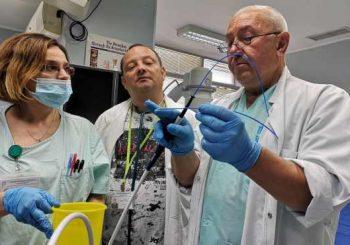 Нов апарат за по-добра диагностика при рак на белия дроб